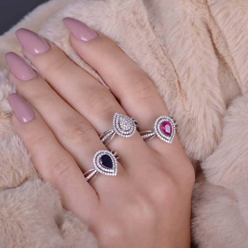 stones and diamonds